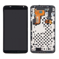 For Motorola Moto Nexus 6 XT1100 XT1103 LCD Display Touch Screen Digitizer Assembly With Frame