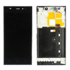 For Xiaomi Mi3 LCD Screen Display Touch Digitizer Assembly With Frame Black