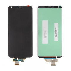 For LG G6 LCD Display Touch Screen Digitizer Assembly - Black