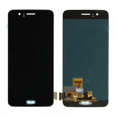 For OnePlus 5 LCD Screen Display Touch Digitizer Assembly - Black