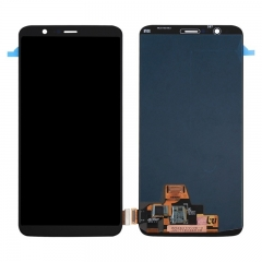 For OnePlus 5T LCD Screen Display Touch Digitizer Assembly - Black