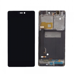 For Xiaomi Mi4C Mi 4C LCD Screen Display Touch Digitizer Assembly With Frame Black