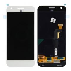 For Google Pixel S1 LCD Screen Display Touch Digitizer Assembly - White