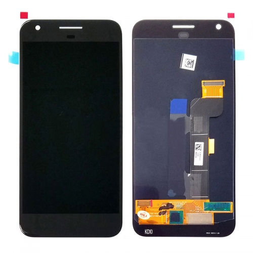 For Google Pixel XL M1 LCD Screen Display Touch Digitizer Assembly - Black