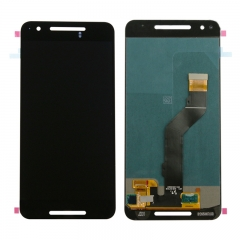 For Google Huawei Nexus 6P H1511 H1512 LCD Screen Display Touch Screen Digitizer Assembly - Black