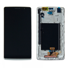 For LG G Stylo H631 LS770 MS631 LCD Screen Display Touch Digitizer Assembly With Frame - Black
