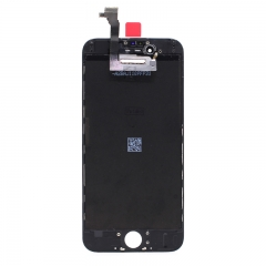 "For iPhone 6 4.7"" LCD Screen With Digitizer and Frame Assembly - Black Original"