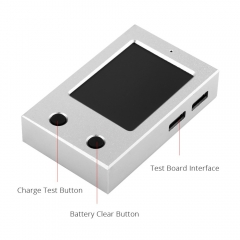 Battery Tester For iPhon For iWatch S1 S2 For iPad Battery Checker a Key Clear Cycle