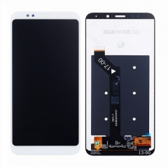 For Xiaomi Redmi 5 Plus LCD Display Touch Screen Digitizer Assembly White