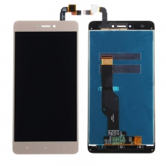 For Xiaomi Redmi Note 4X  Note 4 Global Version LCD Display Touch Screen Digitizer Assembly Gold