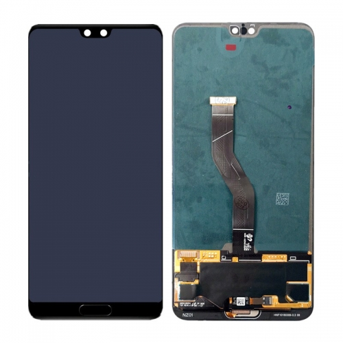 For Huawei P20 Pro LCD Display Touch Screen Digitizer Assembly Black Original With Fingerprint