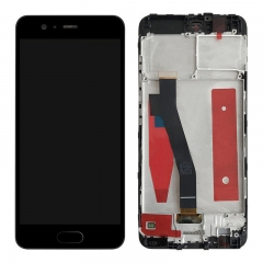 For Huawei P10 VTR-L09 L29 LCD Display Touch Screen With Frame Assembly Black