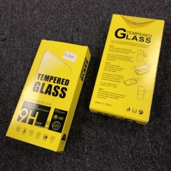 For All Mobile Phones Ultra Thin 9H High Clear Tempered Glass Screen Protector 10PCS/Box