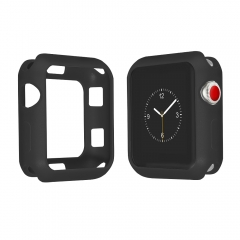TPU Plastic Matte Case For Apple Watch Case