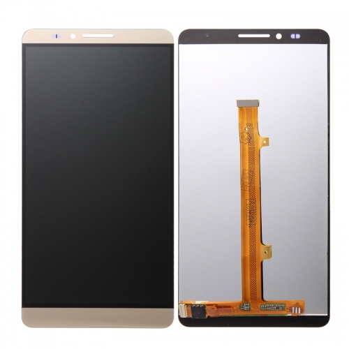 For Huawei Mate 7 LCD Screen and Touch Digitizer Assembly Gold