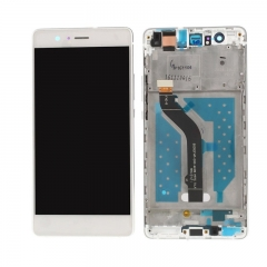 For Huawei P9 Lite LCD Screen and Touch Digitizer Assembly With Frame White
