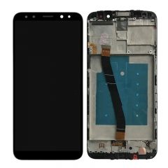 For Huawei Mate 10 Lite LCD Screen and Touch Digitizer Assembly With Frame Black