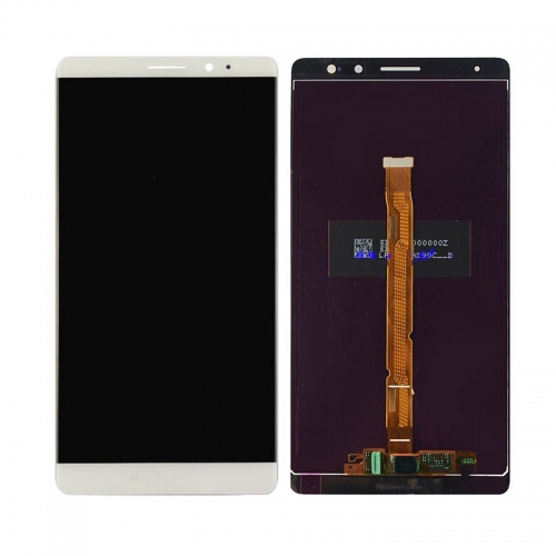 For Huawei Mate 8 LCD Screen and Touch Digitizer Assembly White