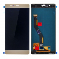 For Huawei P9 Plus LCD Screen and Touch Digitizer Assembly Gold