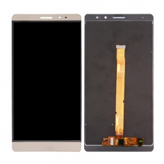 For Huawei Mate 8 LCD Screen and Touch Digitizer Assembly Gold