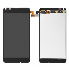 For Nokia 640 LCD Screen Display Touch Digitizer Assembly Black