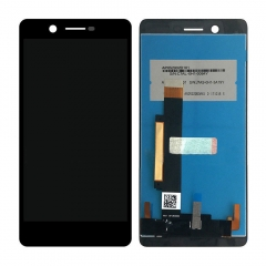 For Nokia 7 LCD Screen Display Touch Digitizer Assembly Black