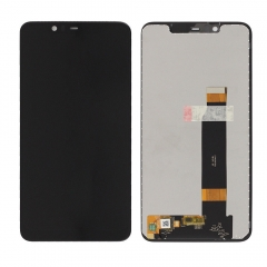For Nokia 5.1 Plus X5 LCD Screen Display Touch Digitizer Assembly Black