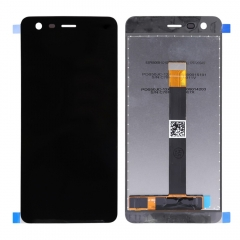 For Nokia 2 LCD Screen Display Touch Digitizer Assembly Black