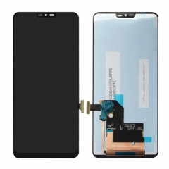 For LG G7 ThinQ G710 LCD Display Touch Screen Digitizer Assembly Black
