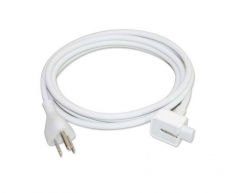 For Apple Mac iBook Macbook Pro US Plug Power Adapter Extension Wall Cord Cable