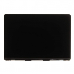 For Apple Macbook Pro A1706 A1708 LCD Full Screen Assembly 13'' Gray 661-05095 Silver Gray