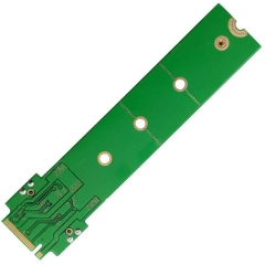For Macbook PCIe SSD to M.2 Key M Adapter Card For 2013 2014 2015 2016 2017 MacBook Air Pro Retina