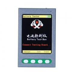 For iPhone For iPad Data Line Detection Clearing Instrument Battery Test Battery Clear Activation Battery Test Box