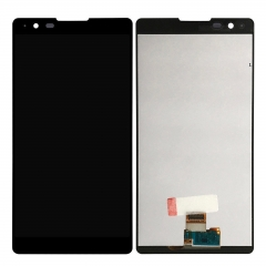 For LG X Power X3 K220 LCD Display Touch Screen Assembly Black