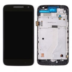 For Moto G4 Play XT1609 XT1607 XT1601 LCD Screen Assembly With Frame Black