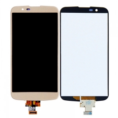 For LG K10 K410 K420N K430 K430DS MS428 LCD Touch Screen Digitizer Assembly Gold
