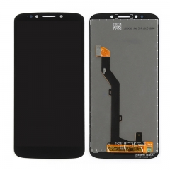 For Motorola Moto G6 Play XT1922 LCD Screen Display Touch Digitizer Assembly Black