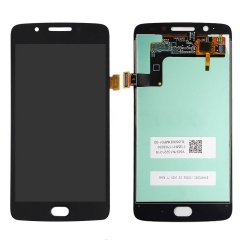 For Motorola Moto G5 XT1670 XT1671 XT1677 LCD Screen Display Touch Digitizer Assembly Black