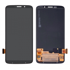 For Motorola Moto Z3 Play XT1929 LCD Screen Display Touch Digitizer Assembly Black