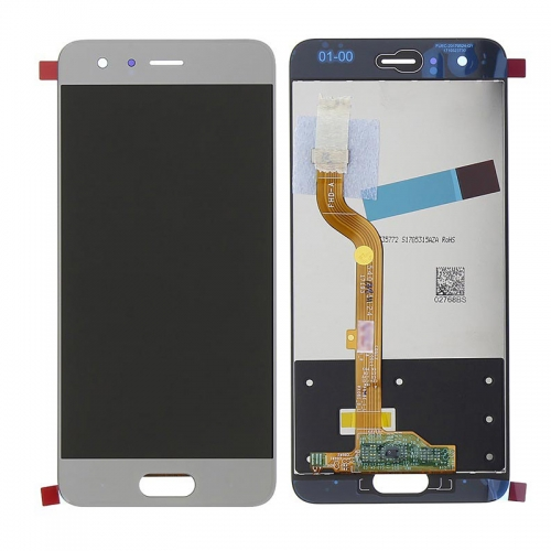 For Huawei Honor 9 LCD Display Touch Screen Digitizer Assembly Silver
