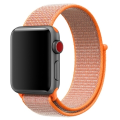 For Apple Watch 38mm 42mm Nylon Watch Band