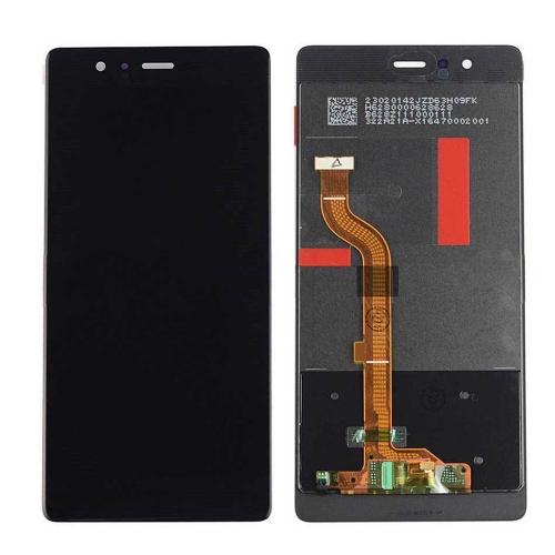 For Huawei P9 EVA-L09 LCD Screen Display Tough Digitizer Assembly Black