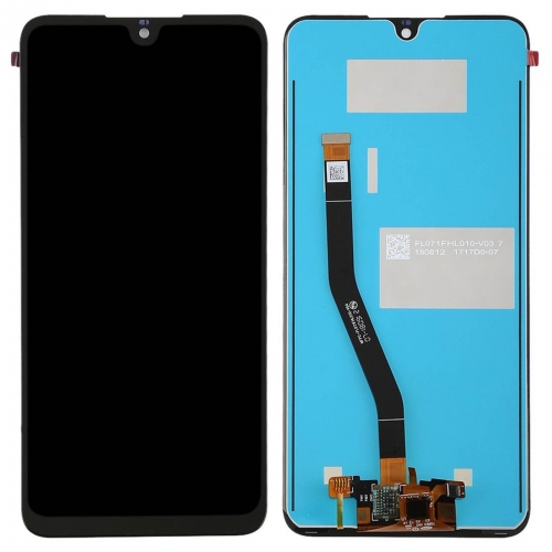 For Huawei Honor 8X Max LCD Display and Touch Screen Digitizer Assembly Black