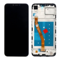 For Huawei Honor Play LCD Touch Screen Display Digitizer Assembly With Frame Black