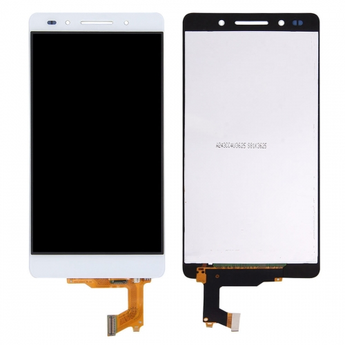 For Huawei Honor 7 LCD Screen Touch Digitizer Display Assembly White