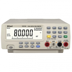 VC8145 4 7/8 Bench top Multimeter 1000V 20A 80000 Counts Digital Multimeter Tester