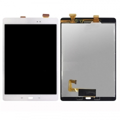 For Samsung Galaxy Tab A 9.7 SM-P550 P555 LCD Display Touch Screen Assembly White