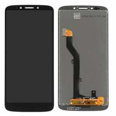 For Motorola Moto E5 XT1944 LCD Screen Touch Digitizer Assembly Black