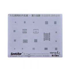 Qianli For iPhone 6 Classic Version of 0.1mm / 0.12mm Multi-purpose BGA Reboiling Stencil Template