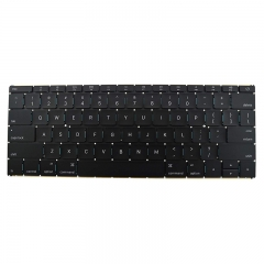 "For MacBook 12"" inch A1534 Keyboard Replacement US Early 2016 2017"